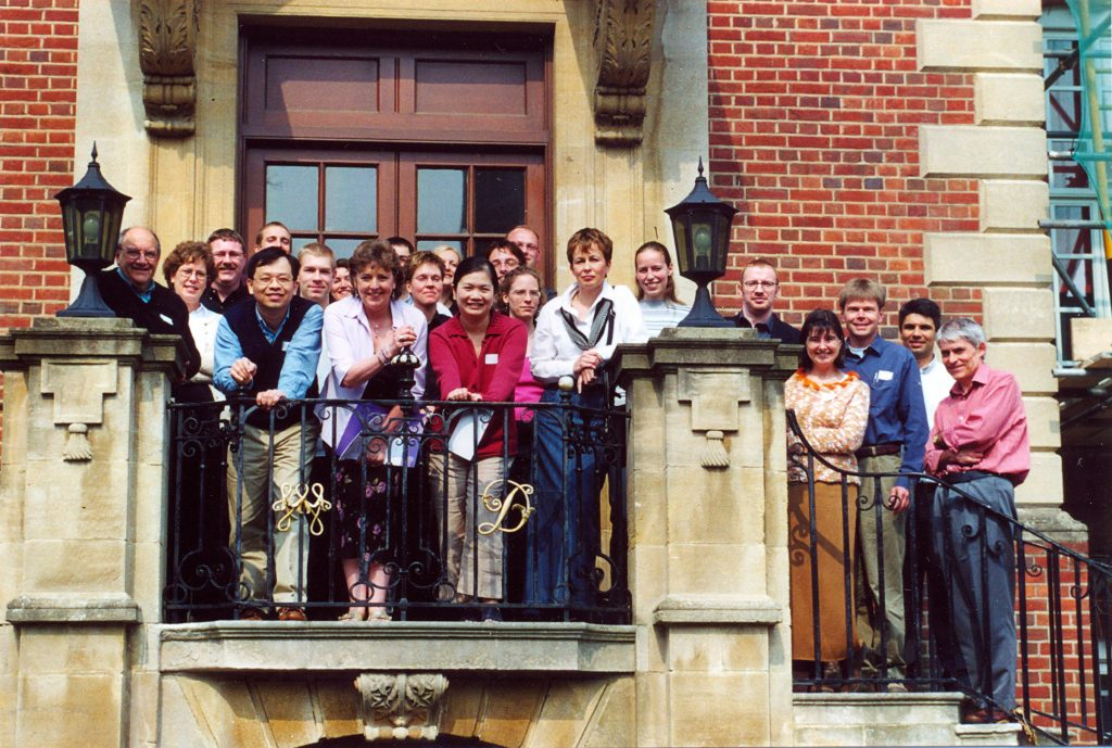 1st Workshop Oxford 2002