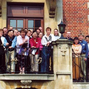 1st Workshop Oxford 2002