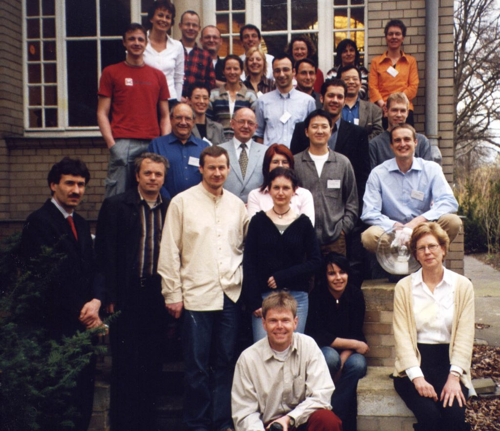 2nd Workshop Leipzig 2004