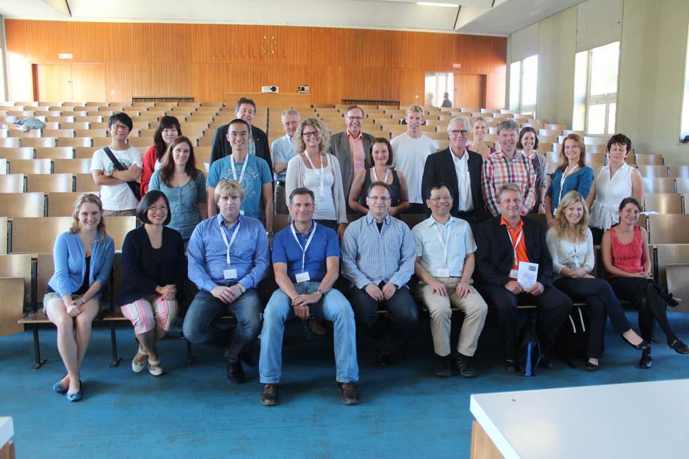 6th workshop wurzburg 2012