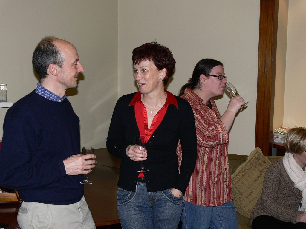 4th workshop Oxford 2008